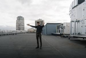Коворкінг з амфітеатром і садом на даху. Яким буде Kooperativ від Fedoriv і Bursa