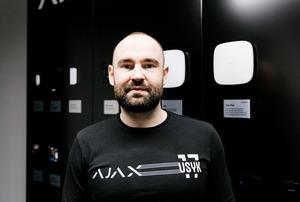Ajax Systems: виробляти охоронні системи на Куренівці, продавати в 70 країнах світу