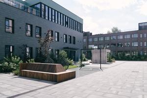 Без парканів. Як занедбану Гумову фабрику перетворили на бізнес-кампус