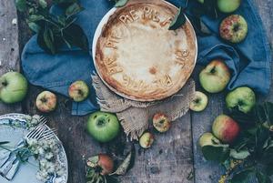 Із саду до столу: 7 рецептів страв з яблуками