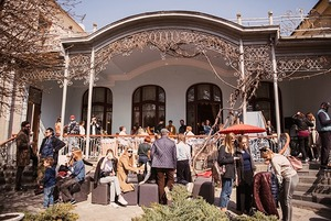 Весняний Kyivness у Малому Маріїнському палаці: як це було