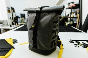 Як створюють речі: міські рюкзаки GUD