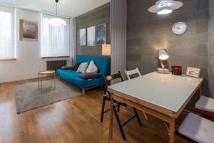 Квартира дизайнера-початківця у ЖК «Комфорт Таун»