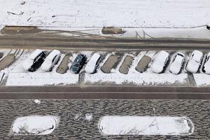 Сніг наприкінці березня: фоторепортаж з Instagram