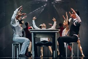 Солдаути в Каннах, Берліні та Женеві – як український балетний проєкт The Great Gatsby зміг