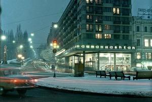Камера спостереження. Майдан без «Глобуса» і Хрещатик без реклами на фото Бориса Градова
