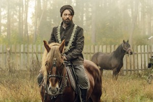 Хто і як екранізував історичну драму «Чорний ворон»?