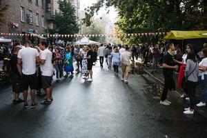 «Район #1 Block Party»: гід осінньою вечіркою на Рейтарській