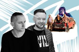 «5 років Революції гідності»: Жадан і Ар'є – про Україну після Євромайдану та нове українське кіно