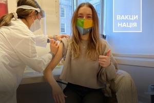 «Один день побічних ефектів не так страшно, як захворіти». Ці люди вже вакцинувалися від COVID-19