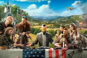 Fallout 4 у віртуальній реальності і релігійний культ у Far Cry: 10 відеоігор зими