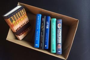 Що робити зі старими книжками