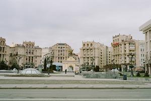 Київ на карантині: майже порожнє місто на фото Акіма Карпача