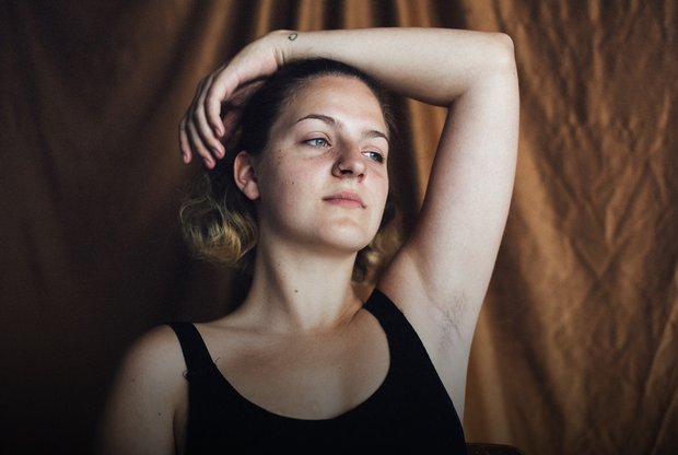 Хай росте: дівчина про волосся на тілі