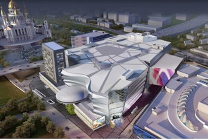 В Ocean Mall відкриють IKEA, IMAX та H&M: що вже відомо