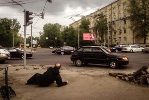 Камера спостереження. Макс Щербина («Телебачення Торонто») знімає Київ