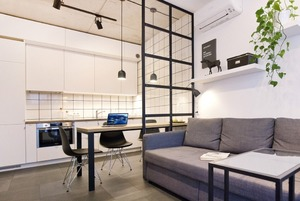 Невелика квартира на Теремках із ремонтом за $18 000