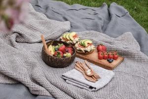 Без пластику і шкоди довкіллю: як влаштувати пікнік екологічно