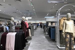 Новий H&M у SkyMall