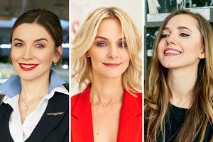 У всіх на очах: який макіяж обирають стюардеса, чірлідерка та акторка