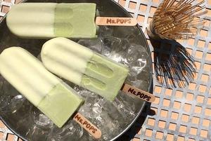 Новий смак морозива Mr.Pops