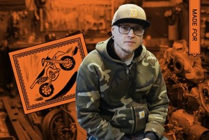 Я з 1999 року власноруч збираю кастомні мотоцикли – історія майстерні Moto Voodoo Kustom