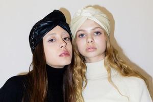 Тюрбани та шовкові спідниці від київського бренду Platonic Love