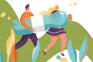 Як врятувати планету від сміття: 5 правил на кожен день