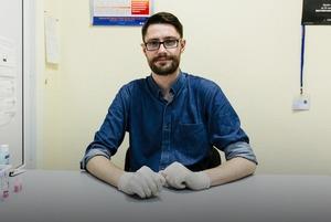 Я тестую людей на ВІЛ