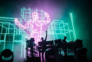 Atlas Weekend 2018, день 5: The Chemical Brothers, «Пошлая Молли» і «Луна»