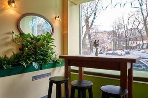 Сімейне кафе Barkada біля Золотих воріт