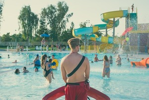 Пляжний сезон: 5 міських басейнів