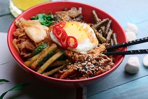 KIN KAO на Подолі: паназійський ресторан із корейським грилем на столах