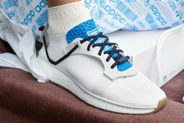 460c495a5c4e68 Adidas випустить бігові кросівки для жителів різних міст — The Village  Україна