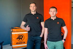 Засновники Raketa – про запуск у 25 містах за рік, McDonald's і проблеми сервісів доставки