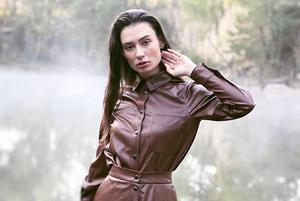 Етична мода: 8 образів з екошкіри на осінь