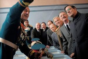 Головні події вихідних: «Смерть Сталіна» і Девід Ґетта (26-28 січня)