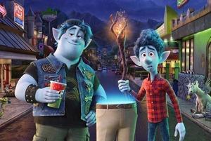 Дивимося новий мультфільм Pixar «Уперед» із ведучими подкасту «Простими словами»