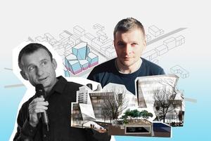 Архітектори проти міста: Віктор Зотов і Гріша Зотов – про Хрещатик і хижацтво Києва
