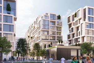 UNIT.City показали свій житловий квартал: яким він буде