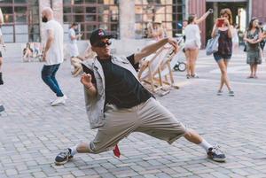 «Реп Шмеп Йо Кураж Базар»: «тачка на прокачку» та вулична культура Нью-Йорка