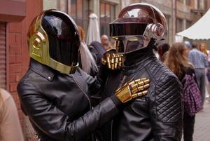 Daft Punk, Чубакка та «Атака титанів» на Comic Con Ukraine 2021
