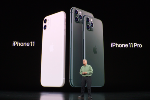 Три нові iPhone і київський ЖК: що показали на презентації Apple