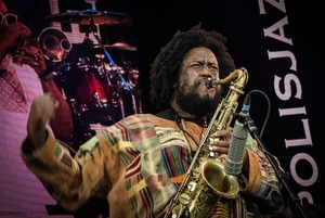 Kamasi Washington та Seal зробили Львову джаз: фоторепортаж з Leopolis Jazz Fest 2021