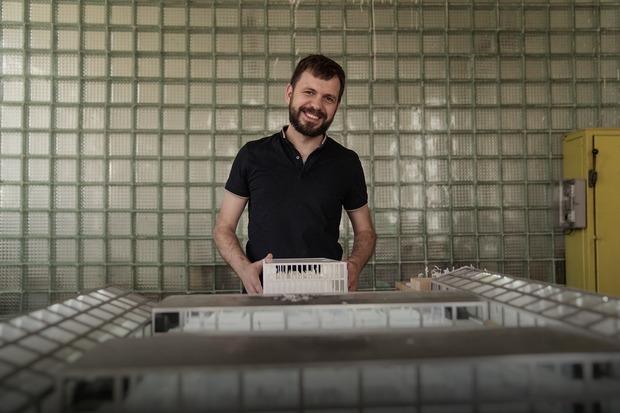 Як Франківськ став прикладом для України. Історія Юрка Филюка, засновника Urban Space і Promprylad