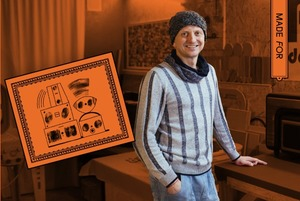 «Моя колонка стоїть у розробника суперкарів Pagani». Як Віталій Потоцький створює акустичні системи