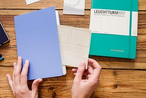 Пиши та закреслюй: як обрати блокнот
