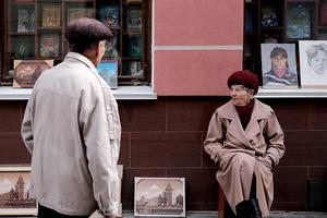 Камера спостереження. Тернопіль без туристів на фото Володимира Полиняка
