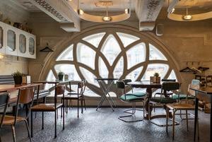 Тель-Авів у Києві в ресторані Adelle