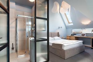Власне пиво та дизайнерські номери в новому готелі «Ференц» у Львові